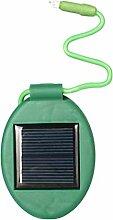 OSALADI LED Solarleuchten Outdoor Blumentopf Licht