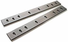 OSCARBIDE Hobelmesser für Ryobi AP10 25,4 cm