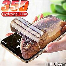 OSJDFD 5er-Pack 35D Telefonschutzfolie für iPhone