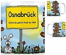 Osnabrück - Einfach die geilste Stadt der Welt
