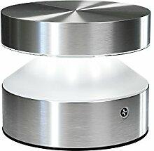 Osram LED Decken- Außenleuchte, Endura Style Ceiling, Stahlkörper, Metallic, 6 Watt, Warmweiß- 3000K