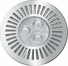 Osram LED-Deckenleuchte, Tresol, silber,