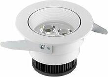 Osram LED Einbauleuchte Ivios 4.5 W, weiß 41180