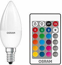 Osram LED Star+ Classic B RGBW Lampe, in