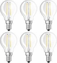 Osram LED Star Classic P Lampe, in Tropfenform mit