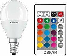 Osram LED Star+ Classic P RGBW Lampe, in