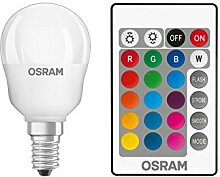 Osram LED Star+ Classic P RGBW Lampe, in