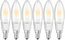 Osram LED SuperStar Classic B Lampe, in Kerzenform