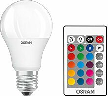 OSRAM Retrofit RGBW Lamps with Remote Control