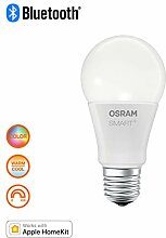 OSRAM SMART+ LED, Bluetooth Lampe mit E27 Sockel,