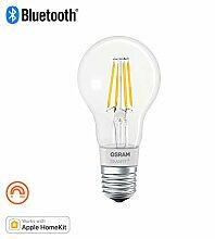 OSRAM SMART+ LED Filament, Bluetooth Lampe mit E27