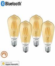 OSRAM SMART+ LED Filament Edison Gold, Bluetooth