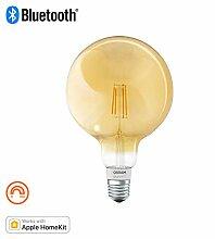OSRAM SMART+ LED Filament Globe Gold, Bluetooth