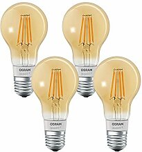 OSRAM SMART+ LED Filament Gold, Bluetooth Lampe