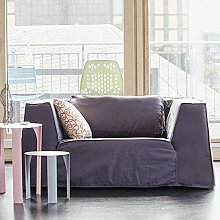 Oss Loveseat - anthrazi