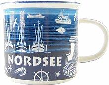 osters muschel-sammler-shop Kaffeebecher