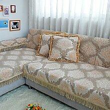 osy-Klassische Gepolsterte Sofa mit Chenille