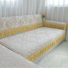 osy-Klassische Sofa mit Chenille-Sofa - 90*150cm