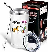 Other Teachers Me Einhorn-Becher,