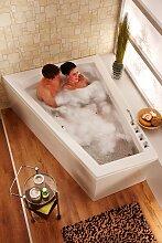 OTTOFOND Badewanne Galia II, für 2 Personen, mit