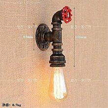 Oudan Einfache Wasserpfeife Wandleuchte Lampe