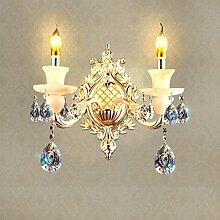 Oudan im europäischen Stil Lampe Tischlampe