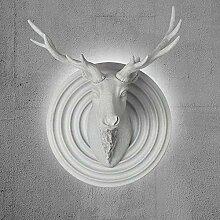 Oudan Kreativer Tieravatar der Schmuck-Wand-Lampe