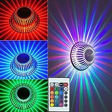 OUKANING LED Wandleuchte Effektlampe 3W Wandlicht