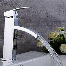 OUKANING Waschbecken Waschtischarmatur Wasserhahn