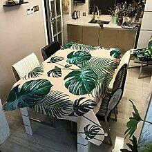 Oukeep Moderne Und Einfache 19D-Blätter, Grüne