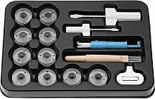 Oulensy 15st / Set Nähen Werkzeug-Set Einfädler