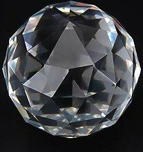 Oumefar Glaskugel Prismen Glaskugel Kristallkugel