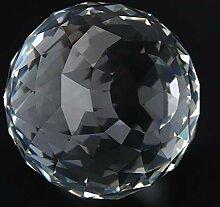 Oumefar Kristallkugel, transparent, 60 / 80 mm, 1