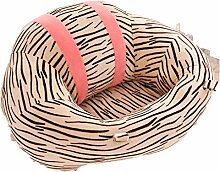 OUMIZHI® Portable Baby Baumwoll Sofa Stuhl Baby Lernen Hocker, Spiel Spiel Matte Sofa Kinder Lernen Cotton Portable Stuhl Baby