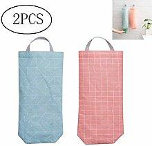 ounona 2pcs Halterung Tasche von Kunststoff