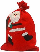 OUNONA Nikolaussack Weihnachtsgeschenk Tasche