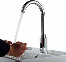 ourmeler Automatische Induktion Wasserhahn Waschbecken waschen Gerät Executive Medical Intelligente Infrarot/chanlengxing DC Akku