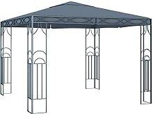 OUSEE Pavillon 300 x 300 cm Anthrazi