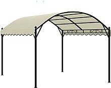 OUSEE Pavillon Stoff Cremefarben