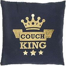 Out of the blue Kissen Couch King mit 2 Tasche,