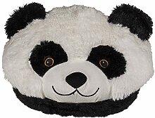 Out of the blue Kuschel-Fußwärmer, Panda, 100%