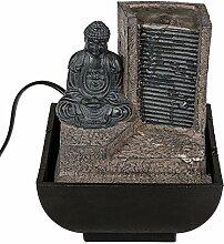 Out of the blue Tischbrunnen, Buddha mit