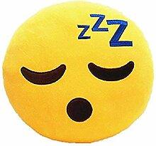 OUTANG Emoji-Kissen Kissen umarmen Sofakissen