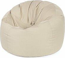 OUTBAG 'Donut' Outdoor-Sessel, Sitzsack, plus, beige