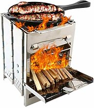 Outdoor Grill BBQ, faltbarer Grill, tragbarer
