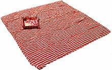 Outdoor Grill Reise Wasserdicht Baumwolle Für Familie Moistureproof Isomatte Picknick BlanketFoldable 120 * 120cm