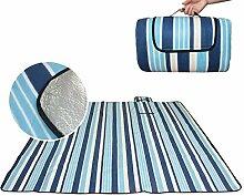 Outdoor Grill Reisen Isolierung Wildleder Die Ganze Familie Strand Abdeckung Zelte Picknick-Matten Extra Large,300*300cm