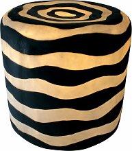 Outdoor-Hocker und -leuchte `Zebra` / Outdoorlights Gartenleuchten