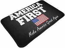 Outdoor Indoor Fußmatten America First Make