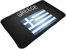 Outdoor Indoor Fußmatten Griechenland Griechische